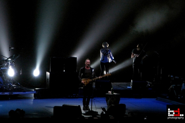 sting back to bass tour manila 12-09-12